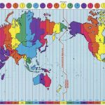 World Time Zones | Travelin' | World Time Zones, Time Zone Map, World - Printable Time Zone Map For Kids