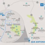 Wyndham San Antonio River Walk Hotel Area Map   Map Of Hotels Near Riverwalk In San Antonio Texas