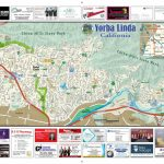 Yorba Linda California Street Map 2018Chamber Marketing Partners   California Street Map