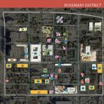 Your Guide To The Rosemary District | Sarasota Magazine   Rosemary Florida Map