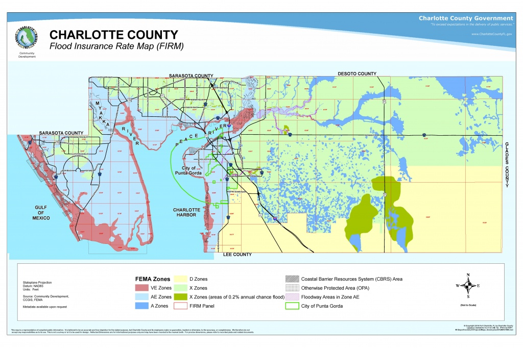 Your Risk Of Flooding - 100 Year Flood Map Florida